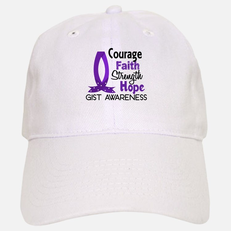 Courage Faith 1 GIST Hat