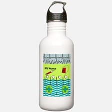ICU Nurse 1 Water Bottle