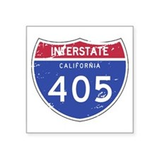 Interstate 405 Sticker
