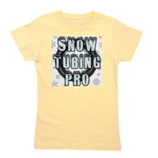 Snow Tubing Pro Girl's Tee