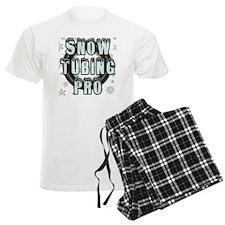 Snow Tubing Pro Pajamas