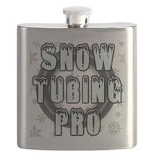 Snow Tubing Pro Flask
