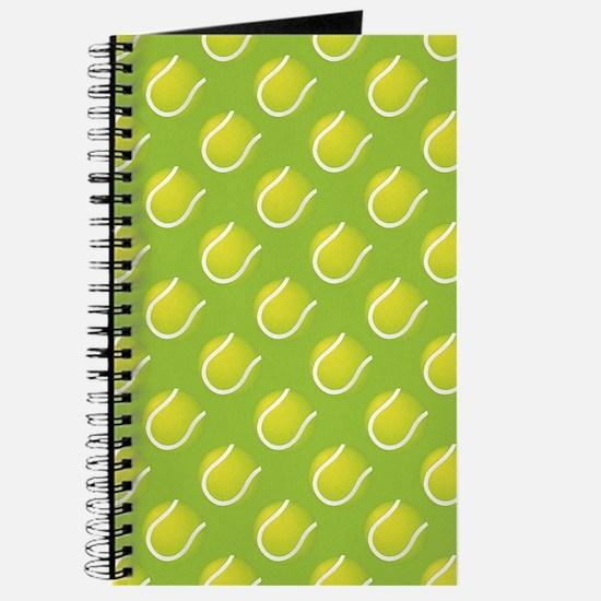 Tennis Balls Journal