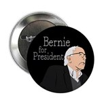 "Bernie For President 2016 2.25"" Button"