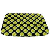 Tennis Memory Foam Bathmats
