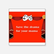Save the drama Sticker