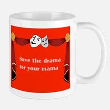 Save the drama Mugs