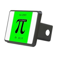 Pi day Hitch Cover