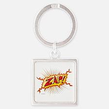 ZAP 2 Square Keychain