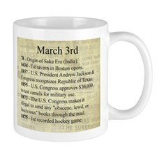 March 3rd Mugs
