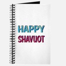 Happy Shavuot Journal