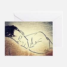 Sweet Dreams Card Greeting Cards
