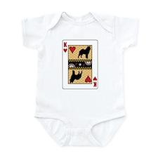 King Lapphund Infant Bodysuit