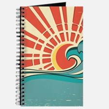 wave at dawn Journal