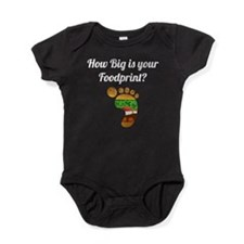 How Big Is Your Foodprint? Baby Bodysuit