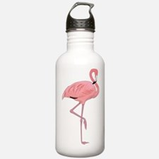 Beautiful Flamingo  Water Bottle