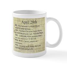 April 28th Mugs