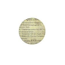 April 26th Mini Button
