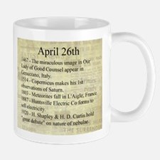 April 26th Mugs