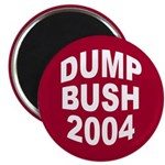 Magenta Dump Bush Magnet (100 pack)