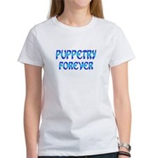 Puppetry Forever Tee