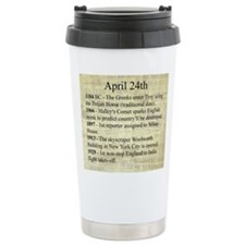 April 24th Travel Mug