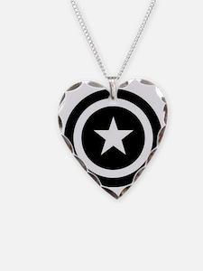 Captain America Necklace