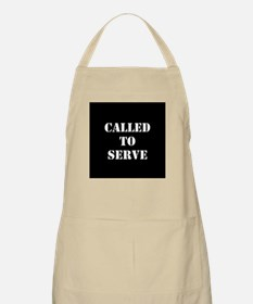 Called To Serve Apron