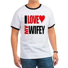 I Love My Wifey T