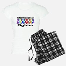 Autoimmune Disease Fighter pajamas