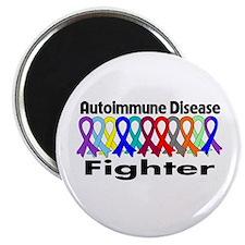 Autoimmune Disease Fighter Magnet