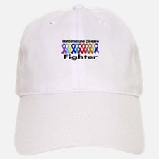Autoimmune Disease Fighter Baseball Baseball Cap