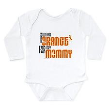 I Wear Orange For My Mommy 6 Body Suit