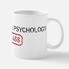 DEVELOPMENTAL PSYCHOLOGY kick Mug