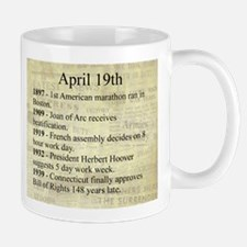April 19th Mugs
