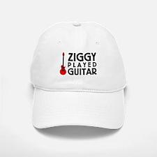 Ziggy Played Guitar Baseball Baseball Cap