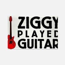 Ziggy Played Guitar Magnets
