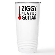 Ziggy Played Guitar Thermos Mug