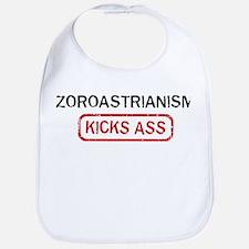 ZOROASTRIANISM kicks ass Bib