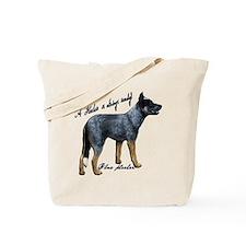 Attentive Australian - Tote Bag