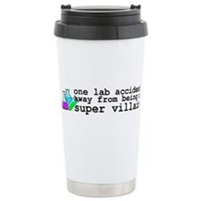Funny Villain Travel Mug
