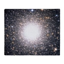 Tight Star Cluster Throw Blanket