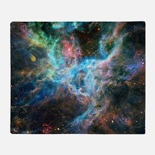 Tarantula Nebula Throw Blanket