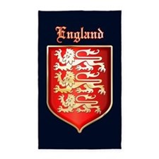 Englands Coat of Arms 3'x5' Area Rug