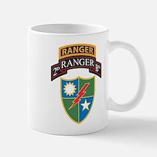 2nd Ranger Bn with Ranger Tab Mugs