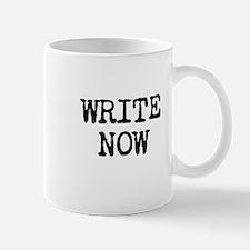 WRITE NOW Mugs