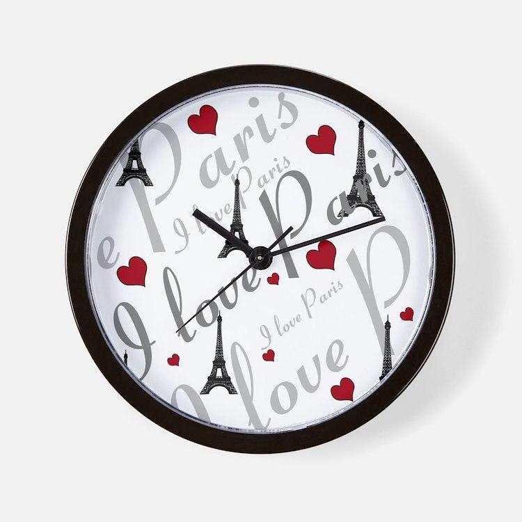 trendy kitchen clocks