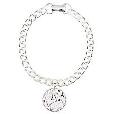 Trendy I LOVE PARIS Bracelet