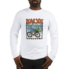 KALX Mantis08Cafe.jpg Long Sleeve T-Shirt