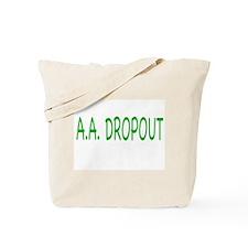 A.A. Dropout Tote Bag
